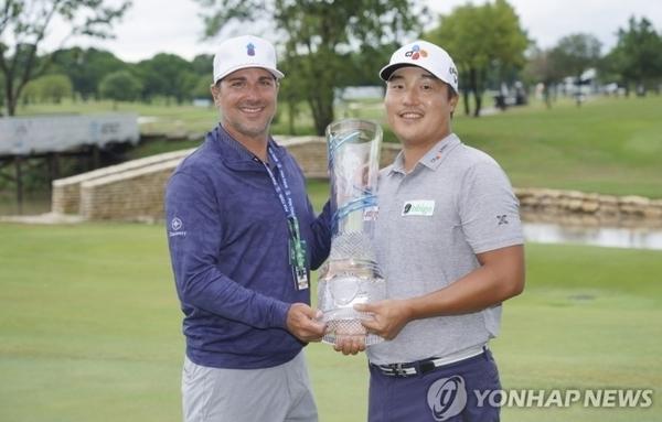 이경훈, PGA 투어 80 경기만에 감격의 첫 우승