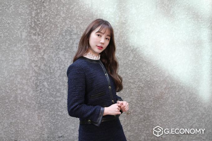 """윤은혜, """"원로영화인들을 위한 일에 참여 하게 되어 기쁘다""""(사진=배우 윤은혜)"""